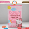 HELLO KITTY. Bolsa Sorpresas