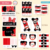 MINNIE ROJO. Kit max - comprar online