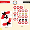 MICKEY. Wrappers y Toppers - comprar online