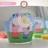PEPPA. Wrappers y Toppers - comprar online
