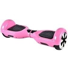 Hoverboard Smart Balance Wheel Rosa C/ Bluetooth + Bolsa