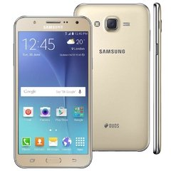 Smartphone Samsung Galaxy J7 Duos Dual Chip Android 5.1 Tela 5.5