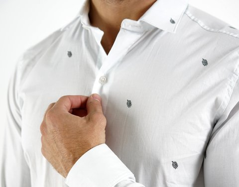 Camisa Bargello