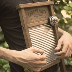 Small Dixie - Cincinnati Washboards
