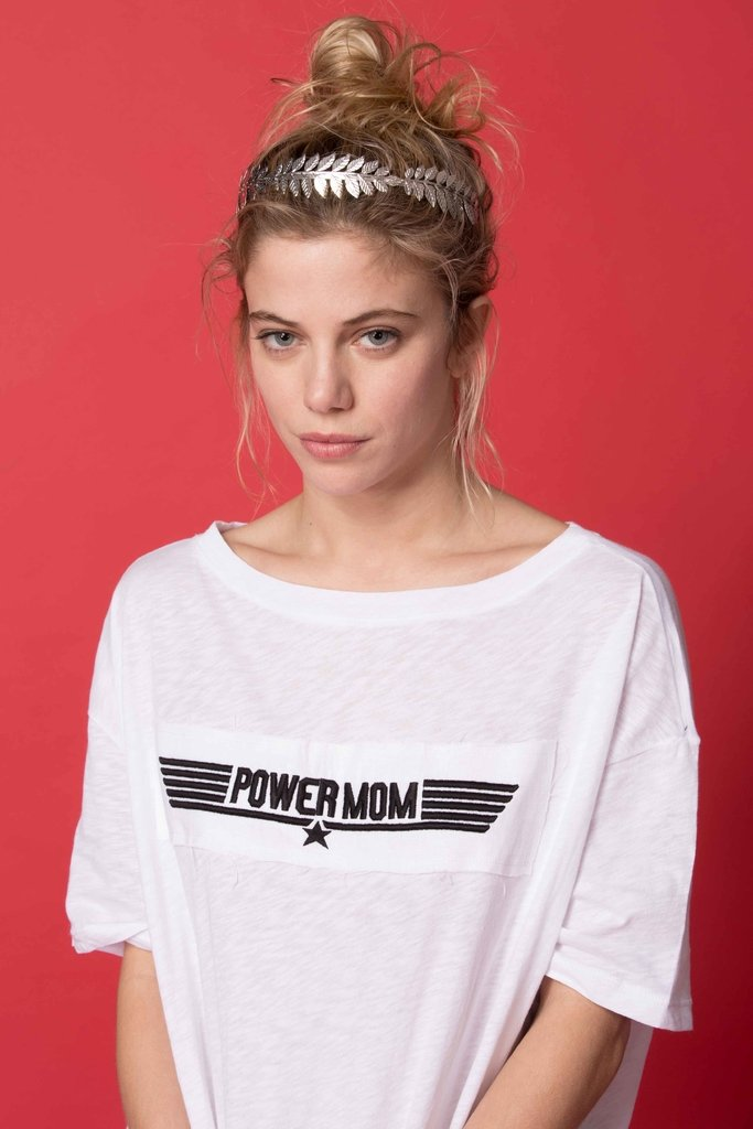 Power Mom - Remera