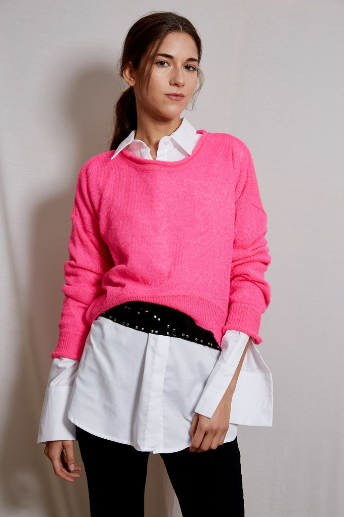 Sweater Flager Fucsia