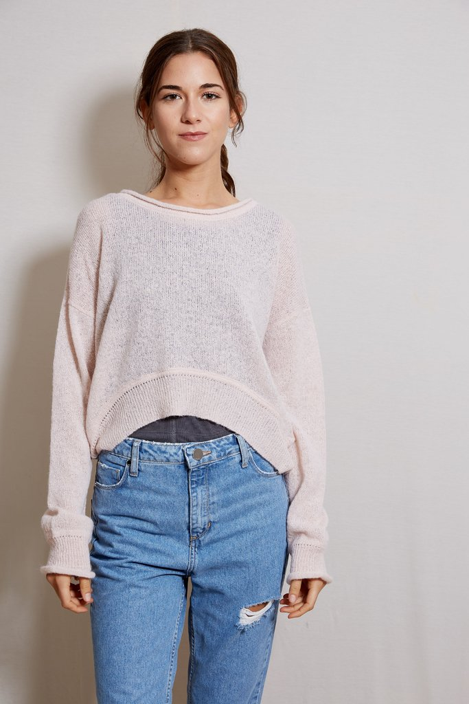 Sweater Flager Rosa
