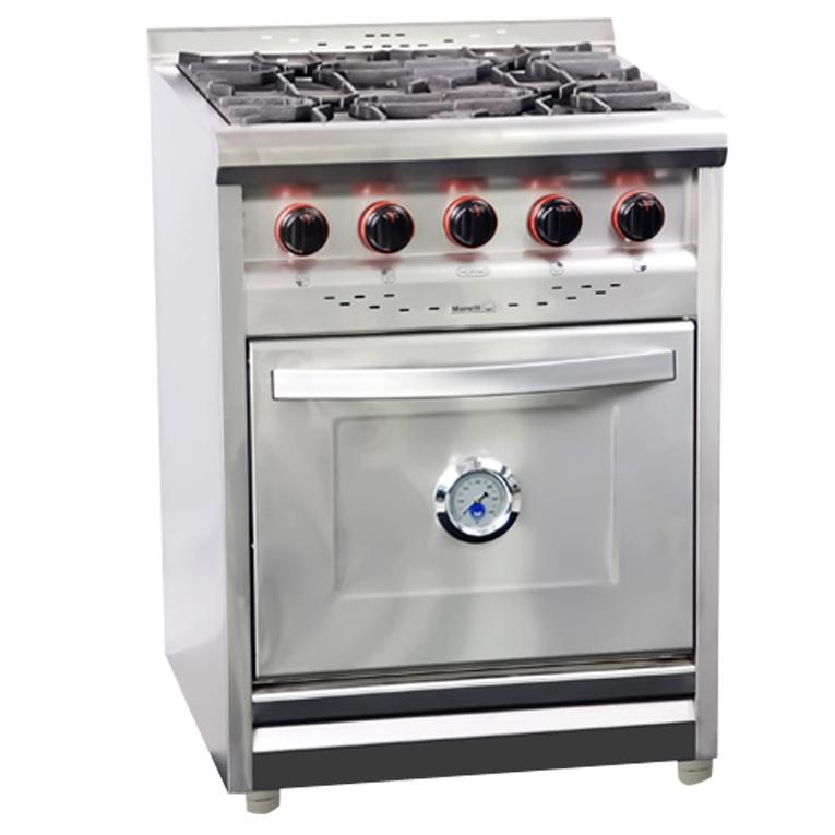 Cocina morelli chef 550 con puerta ciega fullone s a - Cocinas murelli ...