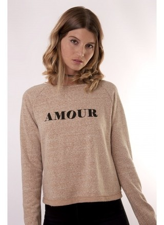 Buzo Jaspeado amour ART5627 FRESH