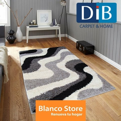 ALFOMBRA SHAGGY FAIR DESIGN DIB 150 X 200