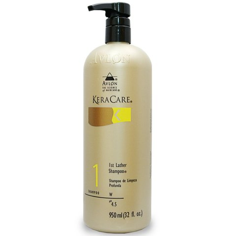 Avlon KeraCare First Lather Shampoo 950ml