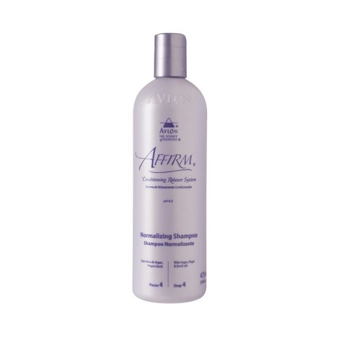 Avlon Affirm Moisture Plus Normalizing Shampoo 475ml