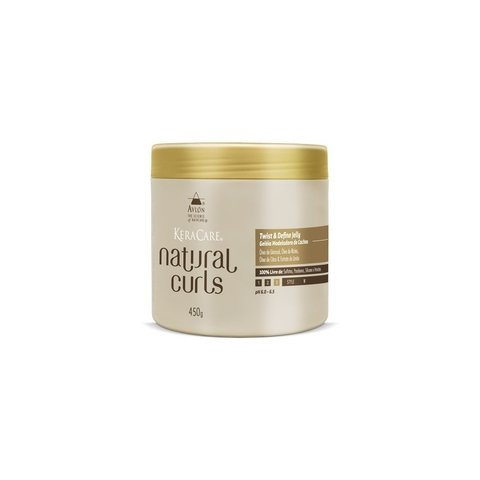 Avlon Keracare Natural Curls Twist & Define Jelly 450g