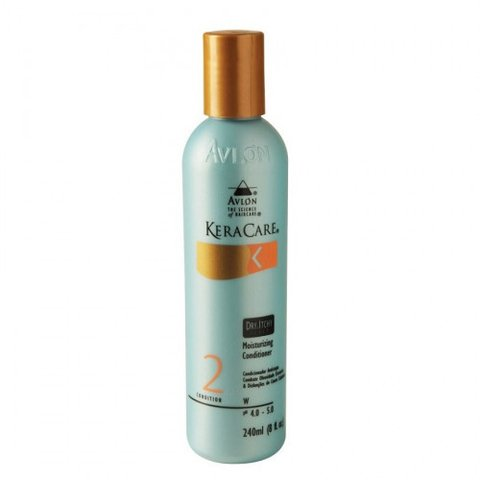 Avlon KeraCare Dry Itchy Scalp Condicionador 240ml