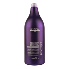 Kit Loreal Professionnel Absolut Control Shampoo 1500ml + Condicionador 1500ml