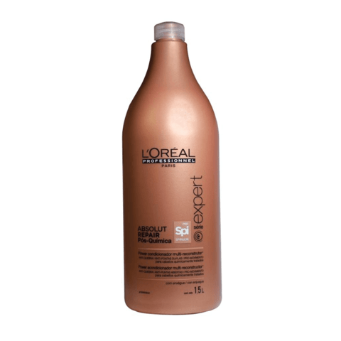 Loreal Professionnel Absolut Repair Pós Quimica Condicionador 1500ml