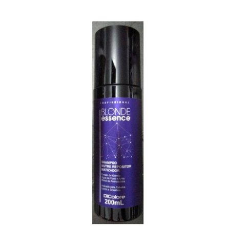 Dicolore Blonde Essence Shampoo Matizador 200ml