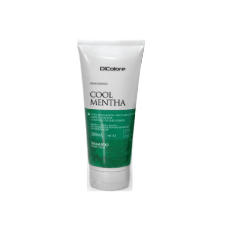 Dicolore Cool Mentha Shampoo 200ml  - ST