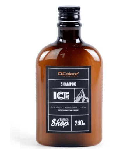 Dicolore Barbershop Shampoo Ice 240ml - ST