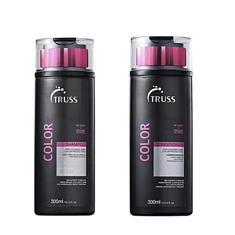 Kit Truss Specific Color Duo Shampoo 300ml + Condicionador 300ml