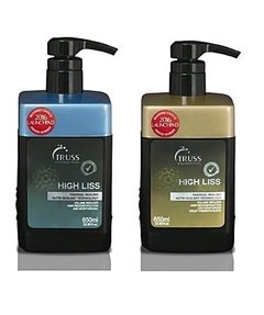 Kit Truss Professional High Liss 650ml + High Liss Blond 650ml