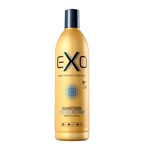 Exo Hair Nanotron Total Repair Tratamento Reconstrutor 500ml  - CS