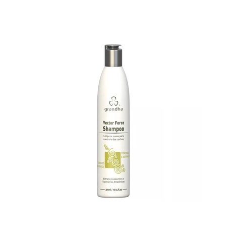 Grandha Curl & Wave Vector Force Shampoo 300ml