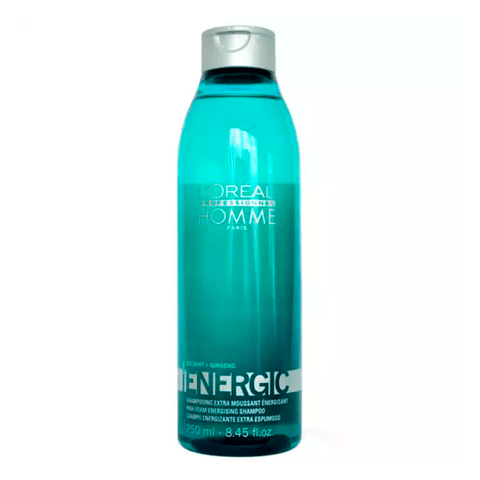 Loreal Professionnel Homme Energic Shampoo 250ml