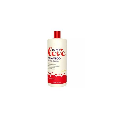 Is My Love Shampoo que Alisa Sem Formol 500ml