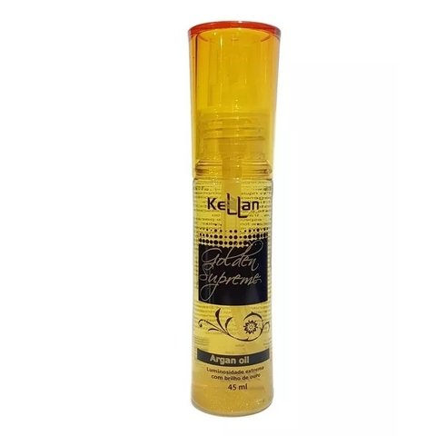 Kellan Golden Supreme Óleo de Argan Capilar 45ml