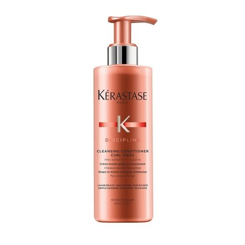 Kerastase Discipline Cleansing Conditioner Curl Ideal 400ml - comprar online