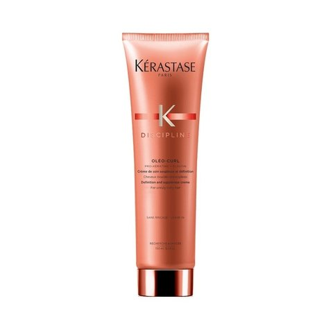 Kérastase Discipline Curl Ideal Óleo Leave-in 150ml - comprar online