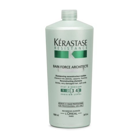 Kerastase Resistance Bain Force Architecte Shampoo 1000ml