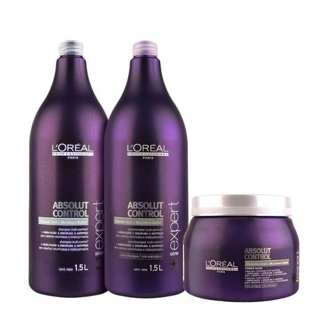 Kit Loreal Professionnel Absolut Control Grande