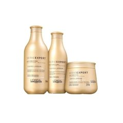 Kit Loreal Professionnel Absolut Repair Cortex Lipidium  3 Prod. Pequeno