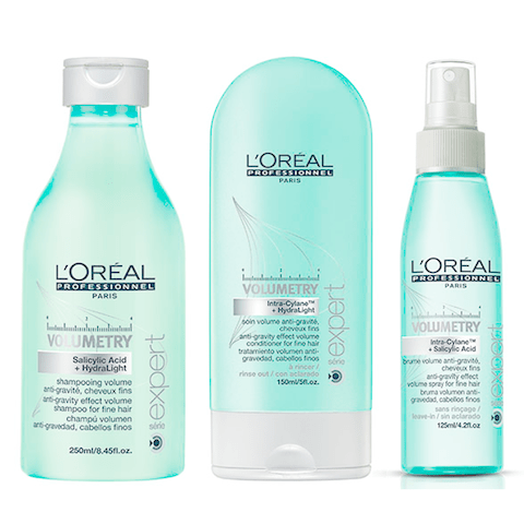 Kit Loreal Professionnel Volumetry 3 Produtos