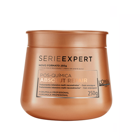 Loreal Professionnel Absolut Repair Pós Quimica Máscara 250g