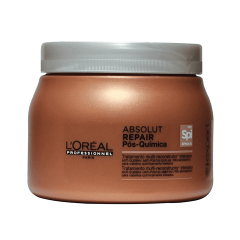 Loreal Professionnel Absolut Repair Pós Quimica Máscara 500g