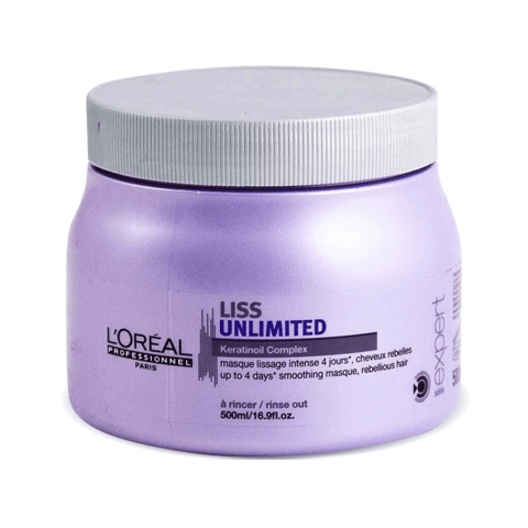 Loreal Professionnel Liss Unlimited Máscara 500g
