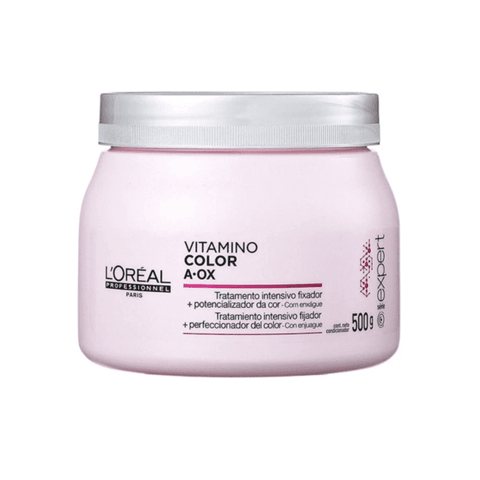 Loreal Professionnel Vitamino Color A-OX Máscara 500g