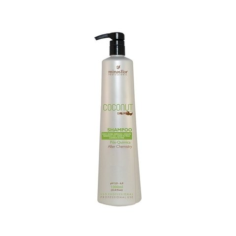 Minas Flor Coconut Mix Oils Shampoo 1000ml