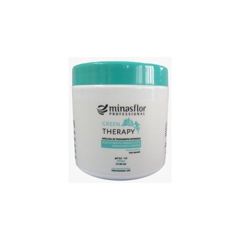 Minas Flor Máscara Green Therapy 500g