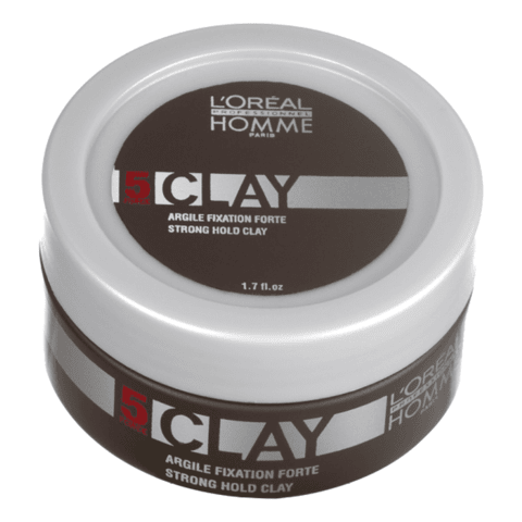 Loreal Professionnel Homme Clay Pomada 50ml - comprar online
