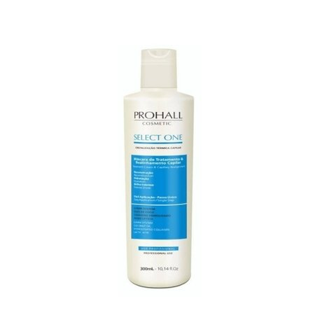 Prohall Select One Progressiva Orgânica Sem Formol 300ml