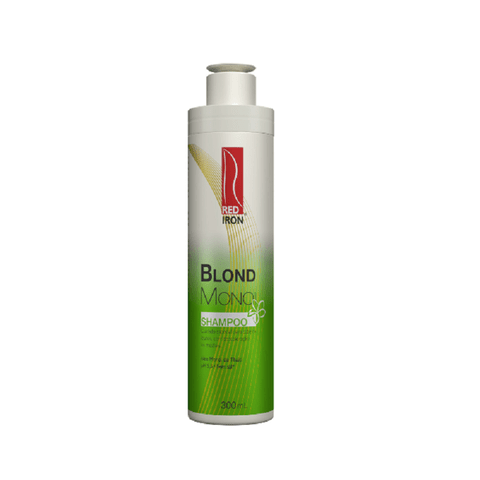 Red Iron Blond Monoi Shampoo 300ml
