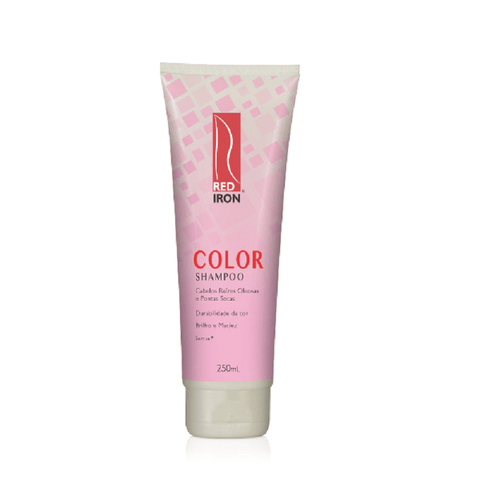 Red Iron Color Shampoo Raízes Oleosas e Pontas Secas 250ml