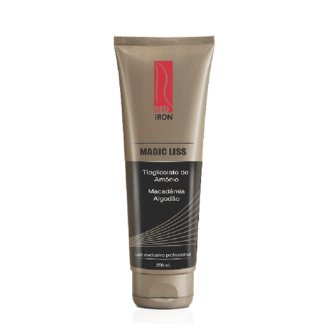 Red Iron Magic Liss Creme Relaxante 250ml