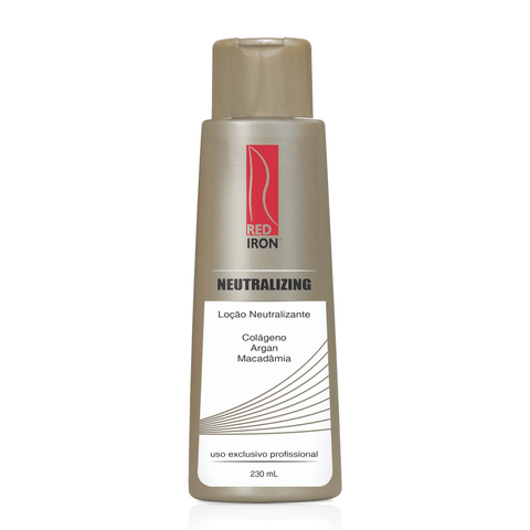 Red Iron Neutralizing Loção Neutralizante 230ml