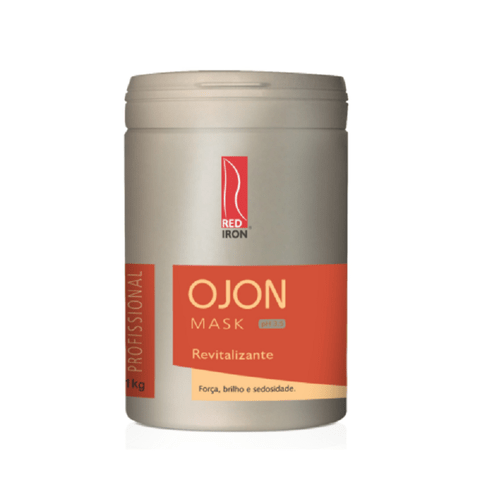 Red Iron Ojon Mask Máscara Revitalizante 1Kg