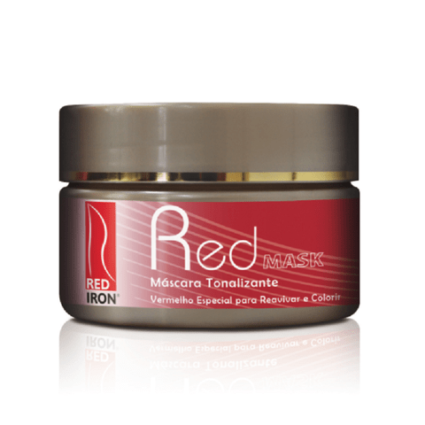 Red Iron Red Mask Máscara Tonalizante 300g